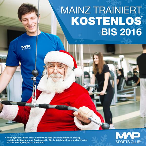Mainz trainert kostenlos bis 2016