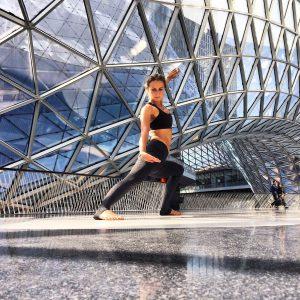 yoga meets martial arts im Map Sports club - deinem fitnessstudio mainz