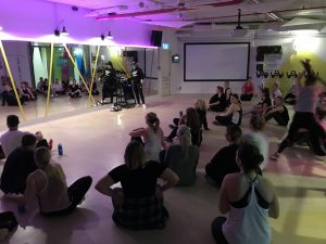 Hip Hop Kurs fitnessstudio map sports club mainz