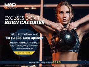 Fitnessclub Map Sports Club mainz Aktion