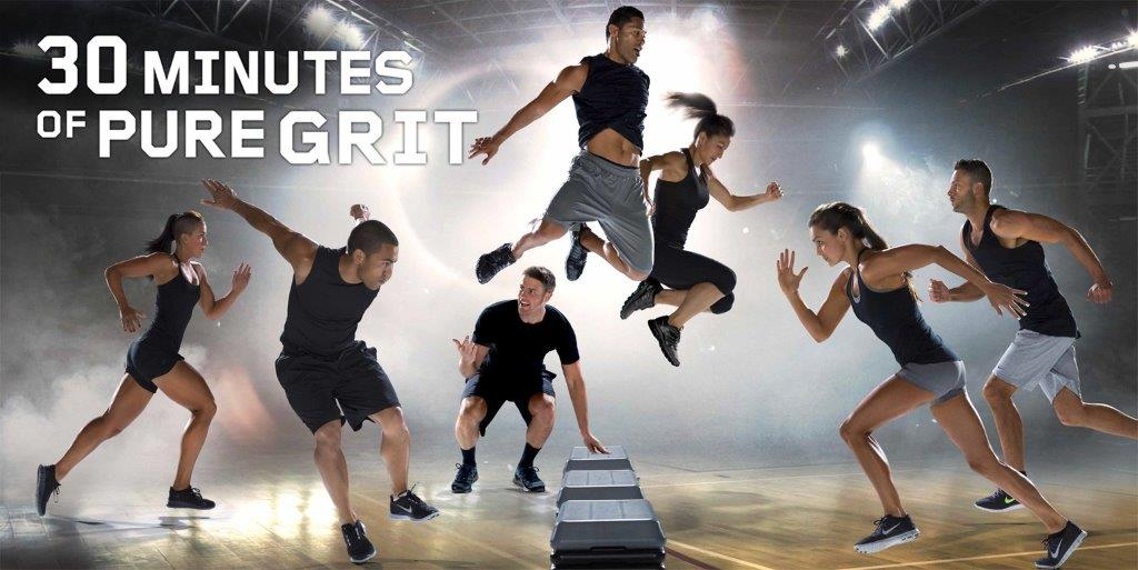 esmills Grit im Fitnessstudio map sports club mainz