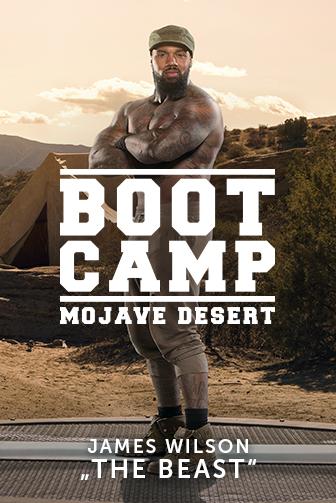 Cyberobics - Bootcamp - Mojave Desert