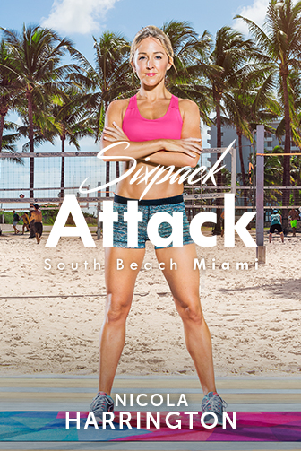 Cyberobics - Sixpack Attack - South Beach Miami