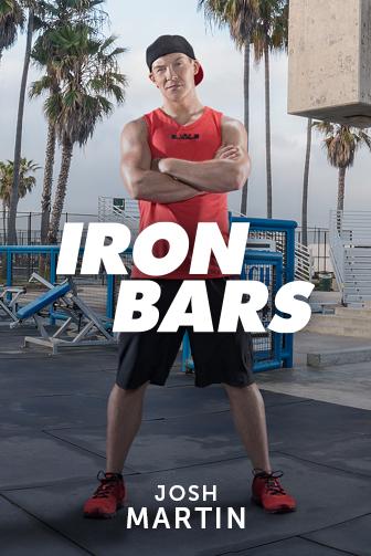 Cyberobics - Iron Bars - L.A.
