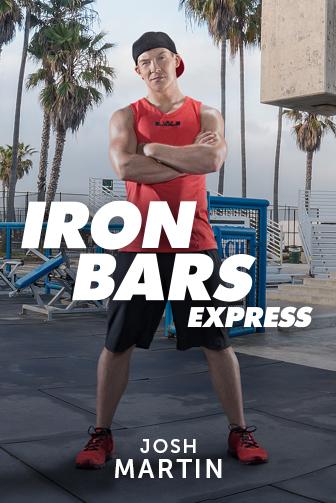 Cyberobics - Iron Bars Express - L.A.