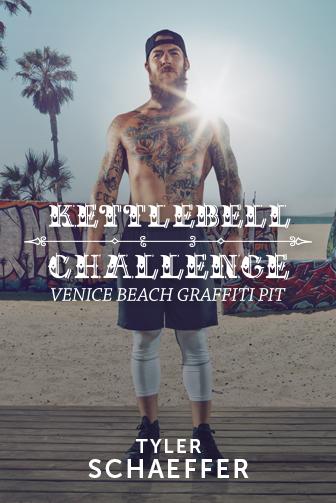Cyberobics - Kettlebell Challenge - Venice Beach