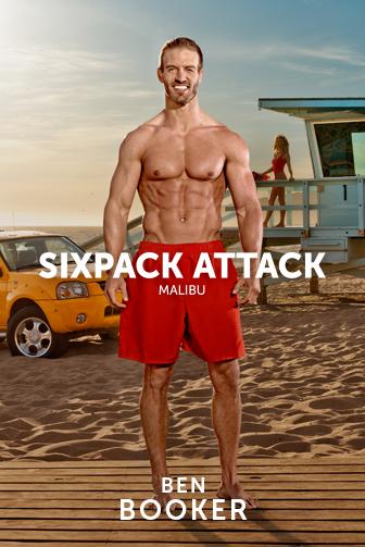 Cyberobics - Sixpack Attack - Malibu