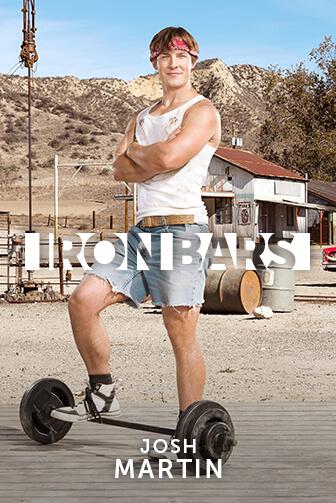 Cyberobics - Iron Bars - Texas
