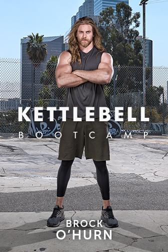 Cyberobics - Kettlebell Bootcamp