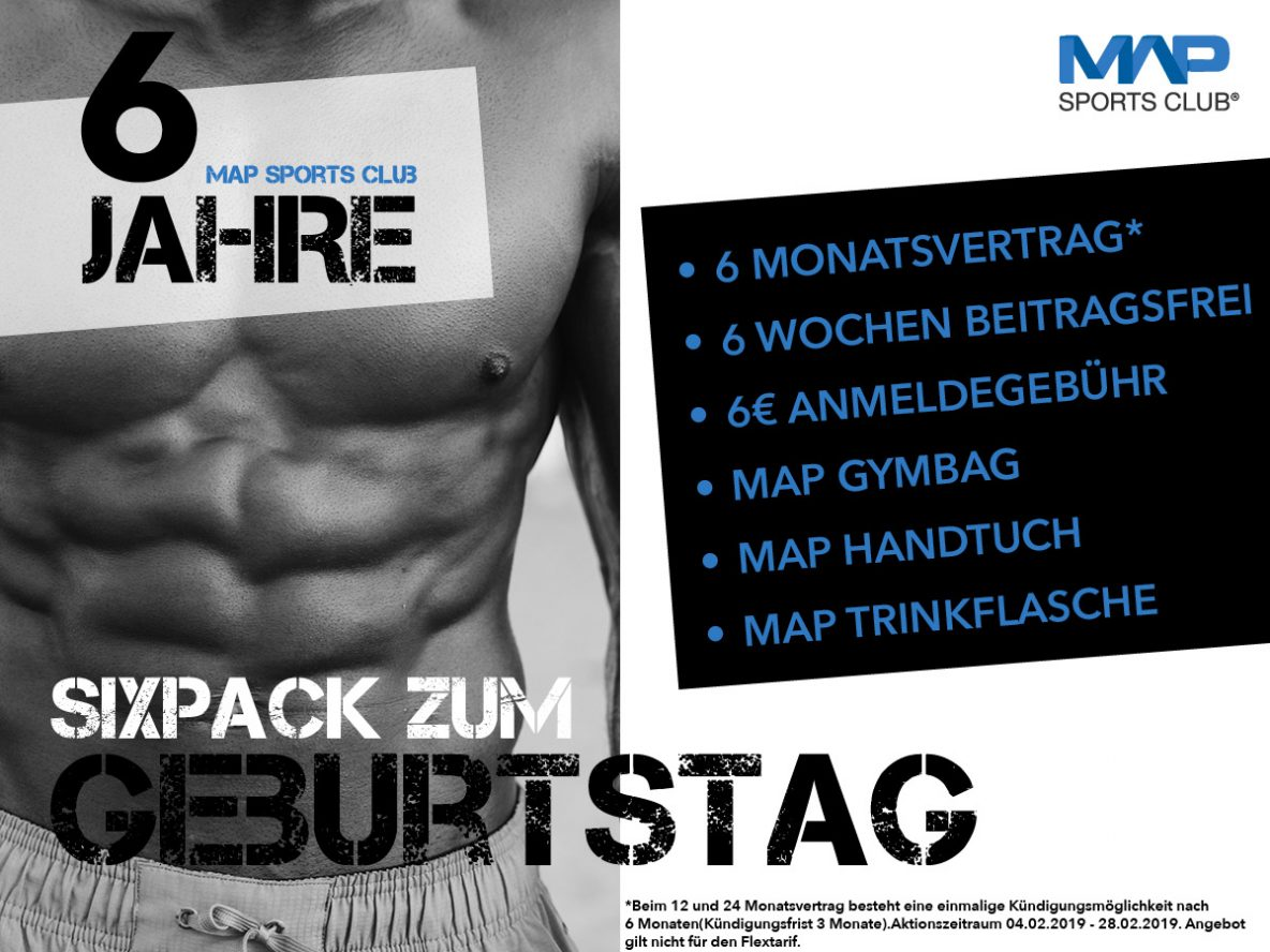 MAP Fitnessstudio Mainz